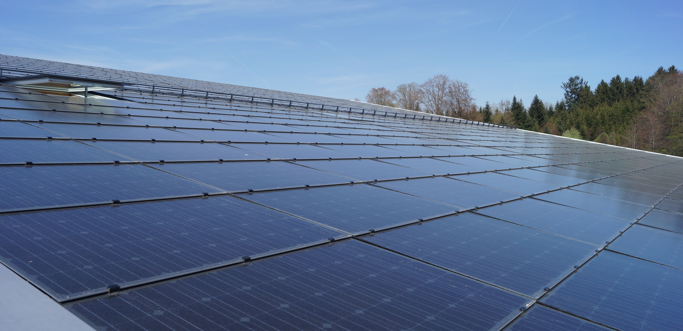 Solardach Baur